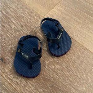 Baby Gap Flip Flops (Size 0-3 mo)